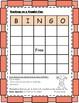 Find the Missing Fractions on a Number Line BINGO Number Sense