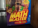 MATH BLASTER   ISBN 0-7849-1268-8