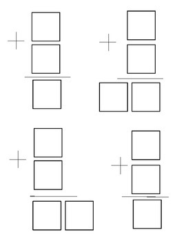 MATH BOXES _ RTI