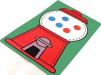 MATH BOXES - maniuplatives for teaching math concepts