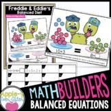 MATH BUILDERS: Balanced Equations Center Game