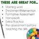 Math Worksheets 1st Grade BUNDLED Print and Go Modules 1-6