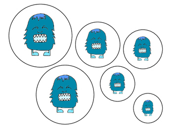 MATH BUSY BAGS: SHAPES, SIZES, AND MONSTERS