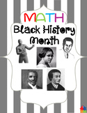 MATH Black History Month