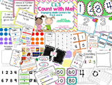 MATH CENTERS BUNDLE: Counting and Patterns