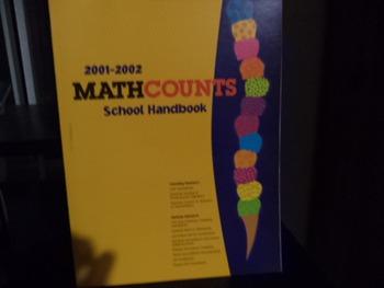 MATH COUNTS SCHOOL HANDBOOK