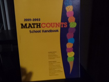 MATH COUNTS SCHOOL HANDBOOK