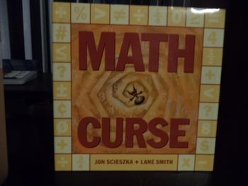 MATH CURSE   BY JON SCIESZKA  LANE SMITH