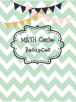 MATH Center Resources