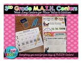 MATH Centers 3rd Grade Place Value