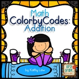 MATH Color by Codes: Addition
