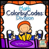 MATH Color by Codes: Division