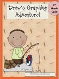 MATH Common Core- Drew's Graphing Adventure!