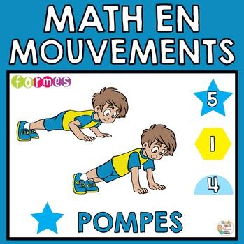 MATH EN MOUVEMENTS - LES FORMES     -     French Math in Action - Shapes
