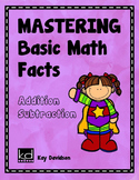 MATH FACTS Addition and Subtraction