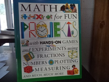 MATH FOR FUN PROJECTS    ISBN0-7613-0789-3