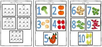 MATH FOR KINDER NUMBER 6-10