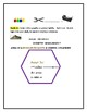 MATH GRAPHIC ORGANIZERS: SET OF 5:  PLANE GEOMETRY/ AREA