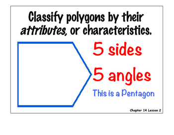 MATH: Geometry vocabulary cards and strategy charts! PRINTABLE and IN COLOR!