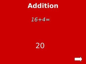 Common Core Math Jeopardy {You Can Edit}