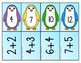 MATH Jeux d'association / Matching cards number sense
