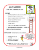 Addition & Subtraction to 100 | FUN MATH LADDERS | Gr. 2-3