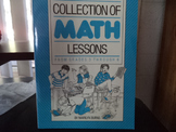 MATH LESSONS   ISBN 0-941355-00-4