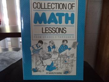 MATH LESSONS   ISBN 0-941355-00-4