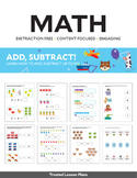 MATH - Learn How to Add, Subtract Up to 100