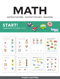 MATH - Learn How to Count 1 to 5