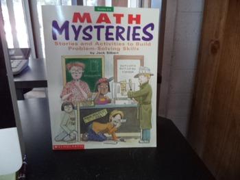 MATH MYSTERIES         ISBN0-590-60337-X