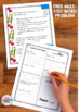 Multi Step Problem Solving Graphic Organizer FREEBIE