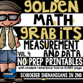 MATH NO PREP PRINTABLES for MEASUREMENT AND DATA