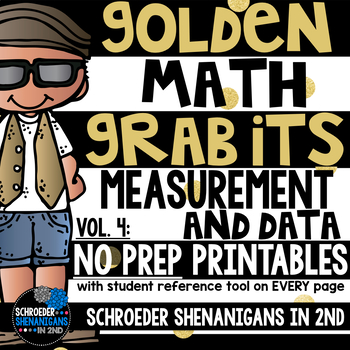 MATH NO PREP PRINTABLES for MEASUREMENT AND DATA