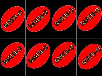 MATH-O Addition