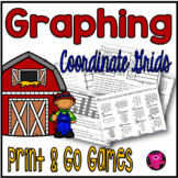 3rd Grade Math Graphs Line Plots and Bar Graphs Printable Games