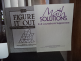 MATH PROBLEM SOLVER   MATH SOLUTIONS   (SET OF 2)