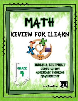 MATH Problems for ISTEP Review Grade 4