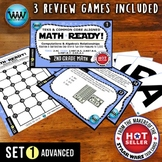 MATH READY 2nd Grade Task Cards: Addition & Subtraction to 1,000~ ADVANCED SET 1