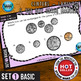 MATH READY 2nd Grade Task Cards: Determining the Value of Coins up to $1 ~ BASIC