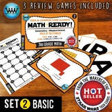 MATH READY 3rd Grade Task Cards – Area of Rectangles ~ BAS
