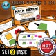 MATH READY 3rd Grade Task Cards – Classify & Sort 2D & 3D Solids ~ BASIC SET 3