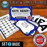 MATH READY 3rd Grade Task Cards: Multiply/Divide 1-Step/2-Step Problems~ BASIC 2