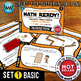 MATH READY 3rd Grade Task Cards - Perimeter of Polygons ~ BASIC SET 1