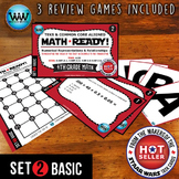 MATH READY 4th Grade: Represent Value of Digit in Decimals to Hundredths~BASIC 2