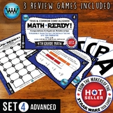 4.3E 4th Grade Math Task Cards: Adding & Subtracting Fractions ~ ADVANCED SET 4