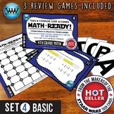 4.3E 4th Grade Math Task Cards – Adding & Subtracting Fractions ~ BASIC SET 4