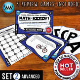 MATH READY 4th Grade Task Cards: Multiply & Divide Whole Numbers~ ADVANCED SET 2