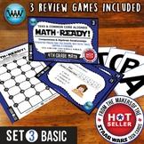 MATH READY 4th Grade Task Cards – Representing Multi-Step Problems ~ BASIC SET 3