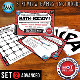 MATH READY Task Cards - Comparing & Ordering Numbers to 100,000 ~ ADVANCED SET 2